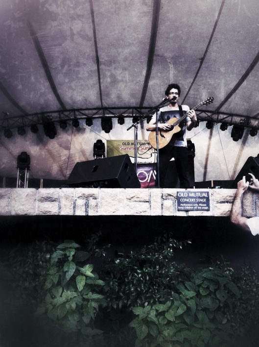 Kirstenbosch rocks Summer Sunset Concerts