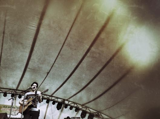 Yoav rcks irstenbosch Summer Sunset Concerts